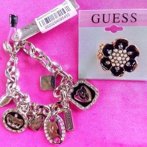 Guess brand new jewelery w/tags!!